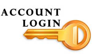 account login key